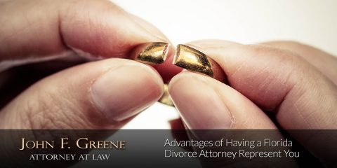 Advantages of Having a Florida Divorce Attorney Represent You