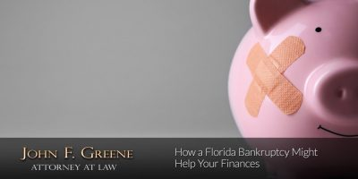 How a Florida Bankruptcy Might Help Your Finances