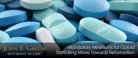 Florida Mandatory Minimums for Opioid Trafficking Move Towards Reformation