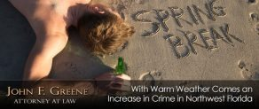 Why Warm Weather Brings More Crime to Northwest Florida