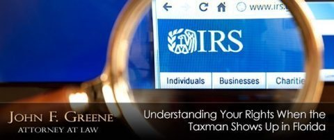 Understanding Your Rights When the Taxman Shows Up in Florida