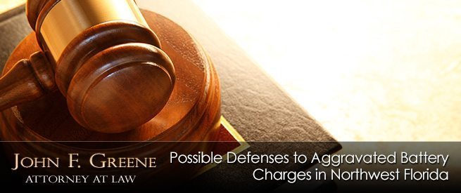 Possible Defenses to Aggravated Battery Charges in Northwest Florida