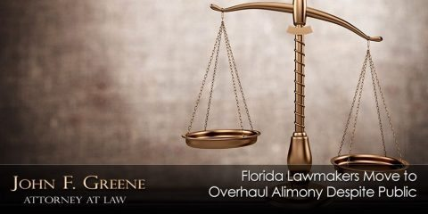Florida Lawmakers Move to Overhaul Alimony Despite Public Outcry