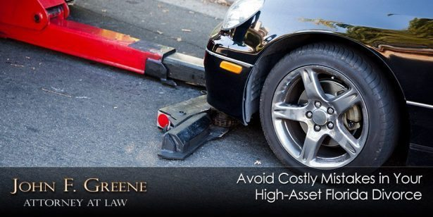 Avoid Costly Mistakes in Your High-Asset Florida Divorce