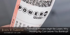 Powerball Winners Might Be Losers: Why Winning Big Can Leave You Bankrupt