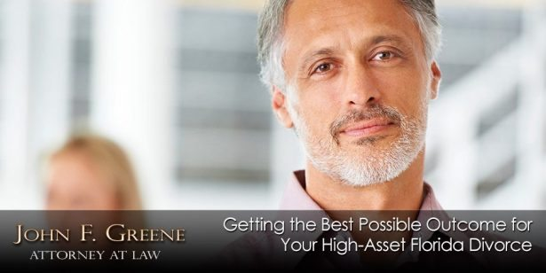 Getting the Best Possible Outcome for Your High-Asset Florida Divorce