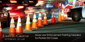 More Law Enforcement Training Needed for Florida DUI Cases