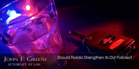 Should Florida Strengthen Its DUI Policies?