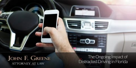 The Ongoing Impact of Distracted Driving in Florida