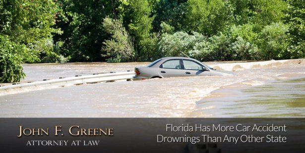 Florida Has More Car Accident Drownings Than Any Other State