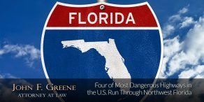 Four of Most Dangerous Highways in the U.S. Run Through Northwest Florida