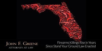 Firearms Killings Rise in Years Since Stand Your Ground Law Enacted