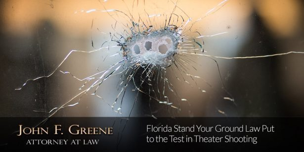Florida Stand Your Ground Law Put to the Test in Theater Shooting