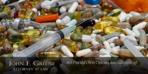 Are Florida's Anti-Opioid Laws Succeeding?