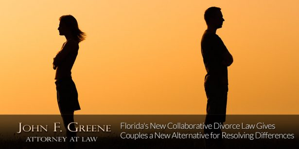 Florida's New Collaborative Divorce Law Gives Couples a New Alternative for Resolving Differences