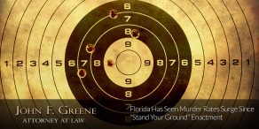 """Florida Has Seen Murder Rates Surge Since """"Stand Your Ground"""" Enactment"""